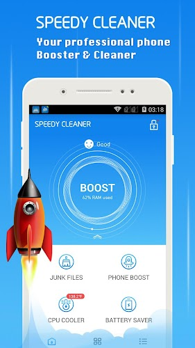 Download Speedy Cleaner - Boost & Clean APK latest version app by