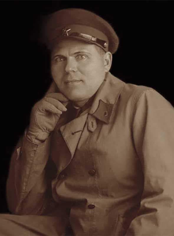 Лихоманов Г.И. - зам.нач. 1-й части штаба 64 осбр, батальонный комиссар