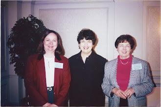Photo: Karen McCardy, Sandra Kaplan, Dianne McDowell