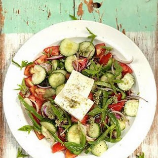 Cucumber Onion Vinegar Oil Salad Recipes