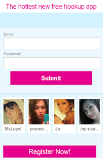 Hookup App ???? Free Hookup Apps for Dating & Chat