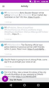 Gay SA Radio screenshot 1