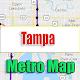 Tampa USA Metro Map Offline APK