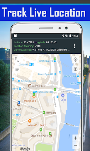 GPS Maps, Route Finder - Navigation, Directions App Report ... on map marker, map monaco, map gps,