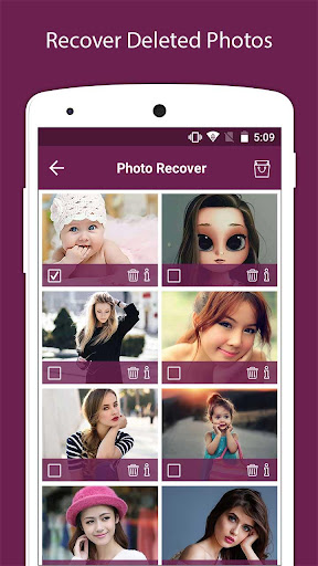 Recover Deleted All Photos, Files And Contacts 2.1 screenshots 2