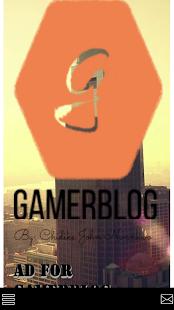 GamerBlog - náhled