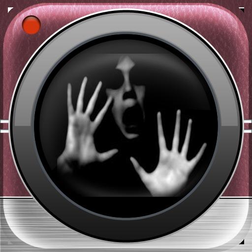 可怕的攝像頭 - 圖片幽靈惡作劇 娛樂 App LOGO-硬是要APP
