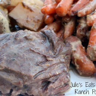 Crock Pot Ranch Roast