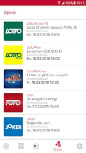 Lotterien App 3