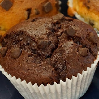 Chocolate Muffins With Sour Cream Recipes.