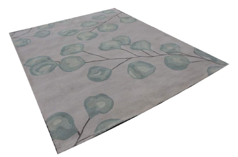 100% wełnany 50kg gigant dywan z Indii ręcznie taftowany złoto szary z połyskiem piękny nowoczesne kwiaty