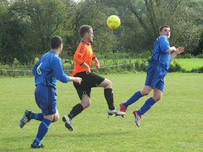 Photo: 22/09/12 v Ardington & Lockinge (North Berkshire League Division 2) 2-5 - contributed by Leon Gladwell
