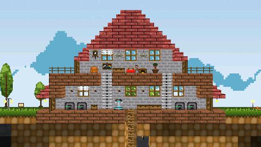 LostMiner: Block Building & Craft Game apktram screenshots 10