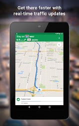 Maps - Navigate & Explore APK screenshot thumbnail 17