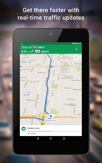 Screenshot 16 for Google Maps's Android app'