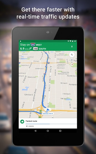 #17. Maps - Navigation & Transit (Android)