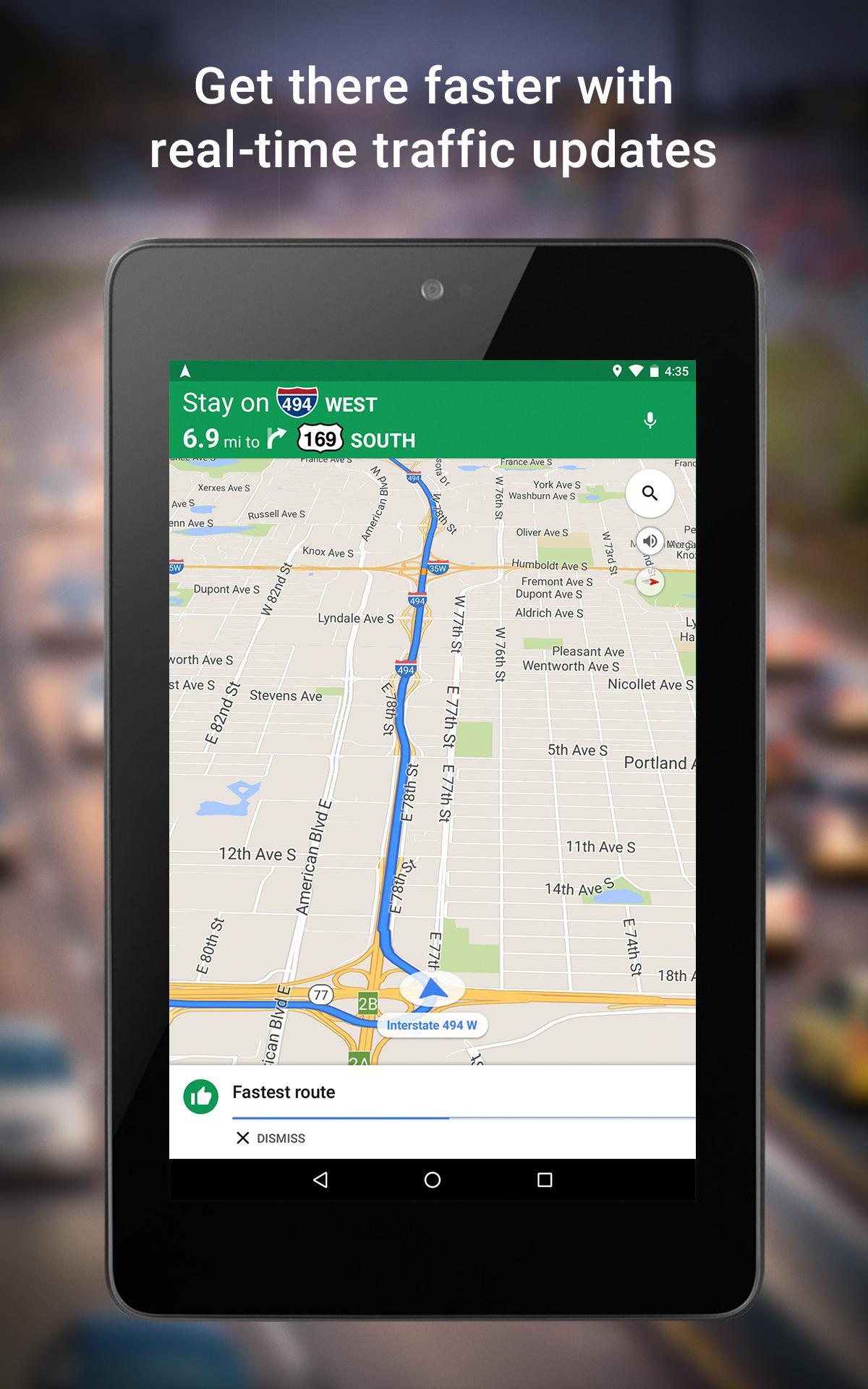 Maps - Navigation & Transit screenshot #17