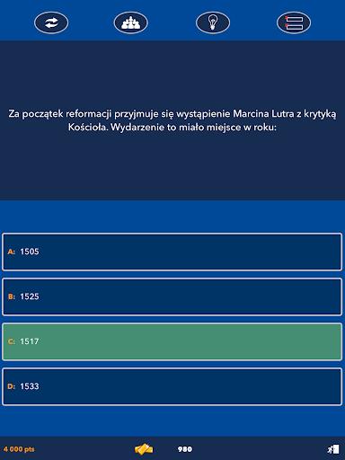 Super Quiz - Wiedzy Ogu00f3lnej Polskie android2mod screenshots 10
