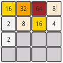 2048 puzzle game (No adds)
