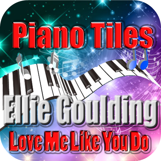 Ellie Goulding Piano Tiles