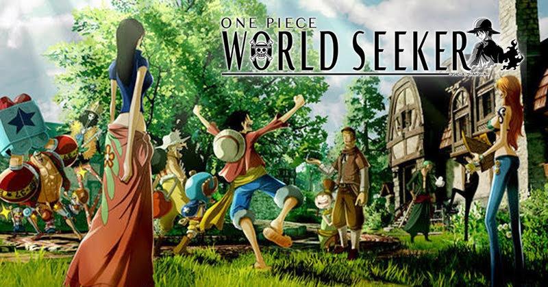 [One Piece] ลูฟี่ท่องโลก! การผจญภัยครั้งใหม่ของโจรสลัดหมวกฟาง!