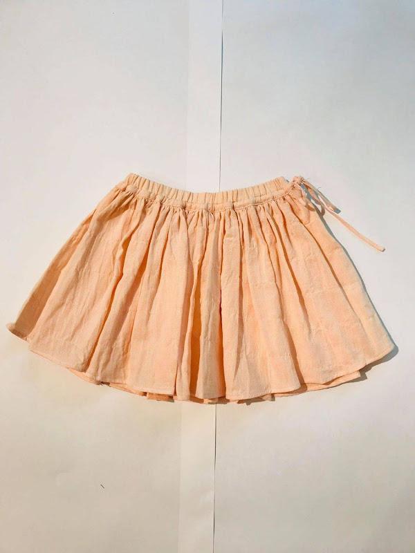 Skirt Crêpe Inde