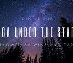 Yoga Under the Stars : The Space - Yoga & Fitness Studio