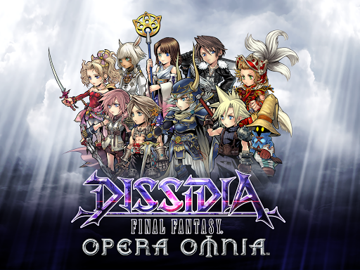 DISSIDIA FINAL FANTASY OPERA OMNIA 1.3.1 gameplay | by HackJr.Pw 8