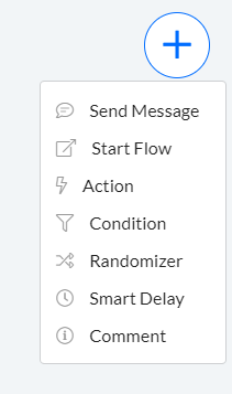 """""""add more"""" feature on visual flow builder"""