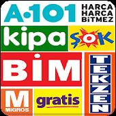 Tải Aktüel Ürünler Kataloğu a101 APK