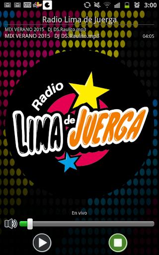 Radio Lima de Juerga