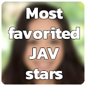 Most favorite JAV stars