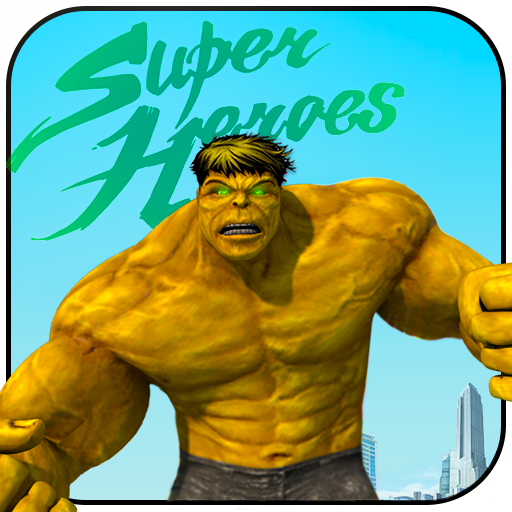 SuperHeroes Hunk vs HunkBuster