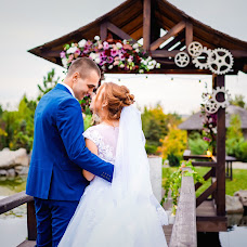 Wedding photographer Yuliya Romaniy (JuliYuli). Photo of 08.10.2017