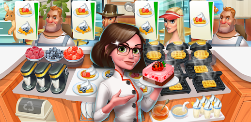Cooking World - Chef Food Games & Restaurant Fever APK