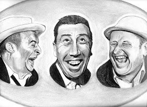 Photo: Le Trio comique