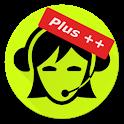 Translator Women's Voice Plus icon