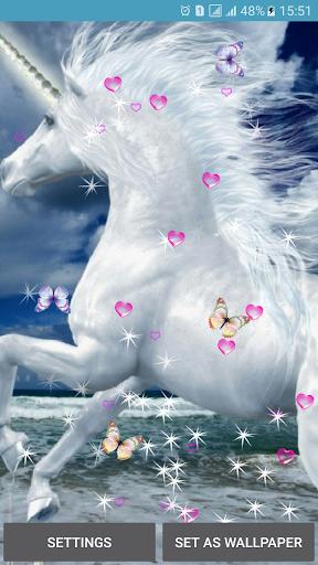 Unicorn Live Wallpaper for PC