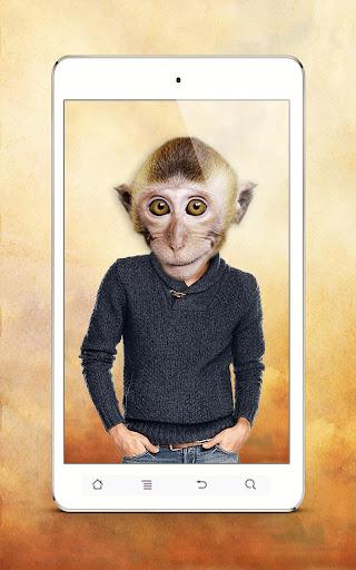 玩攝影App|动物的脸  照片蒙太奇免費|APP試玩