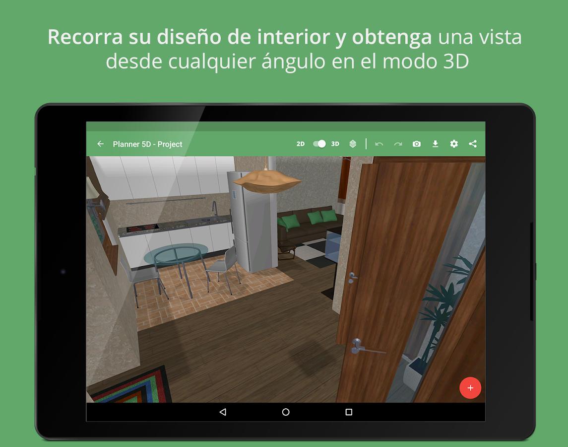 Planner 5d Dise O Interior Aplicaciones Android En Google Play ~ Aplicaciones De Diseño De Interiores