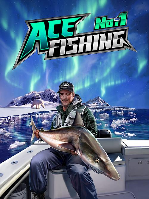 Screenshot 1 Ace Fishing: Wild Catch 4.4.0 APK MOD