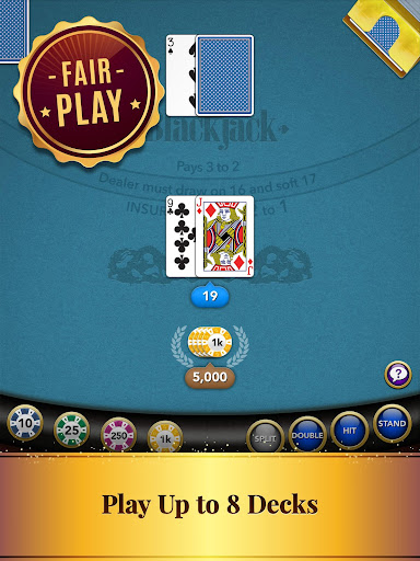 Blackjack Card Game screenshot 16