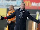 Zulte-Waregem-coach Dury kan tegen Antwerp niet rekenen op Harbaoui en heeft heel wat puzzelwerk