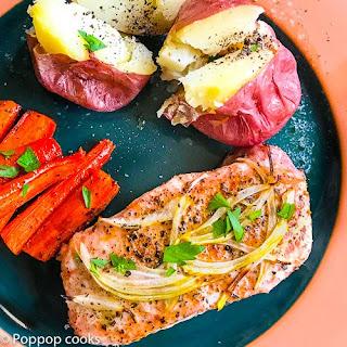 Gluten Free Baked Pork Chops Recipes.
