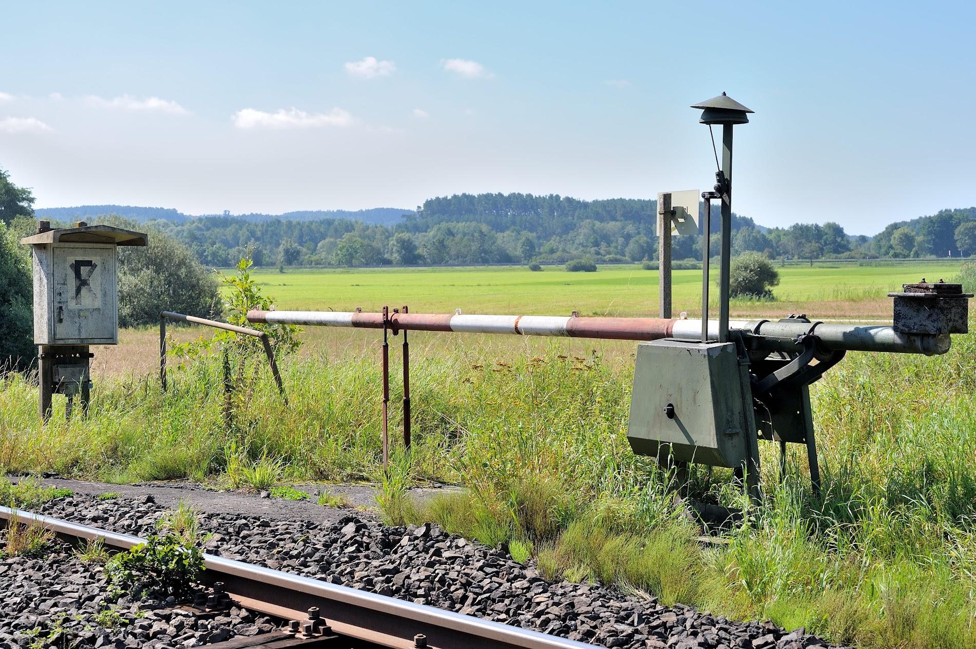 Bahnschranke Von Schnellenkamp Anlagenbau 2 Ausgestaltung