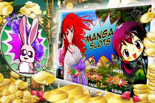 Manga Slot Game