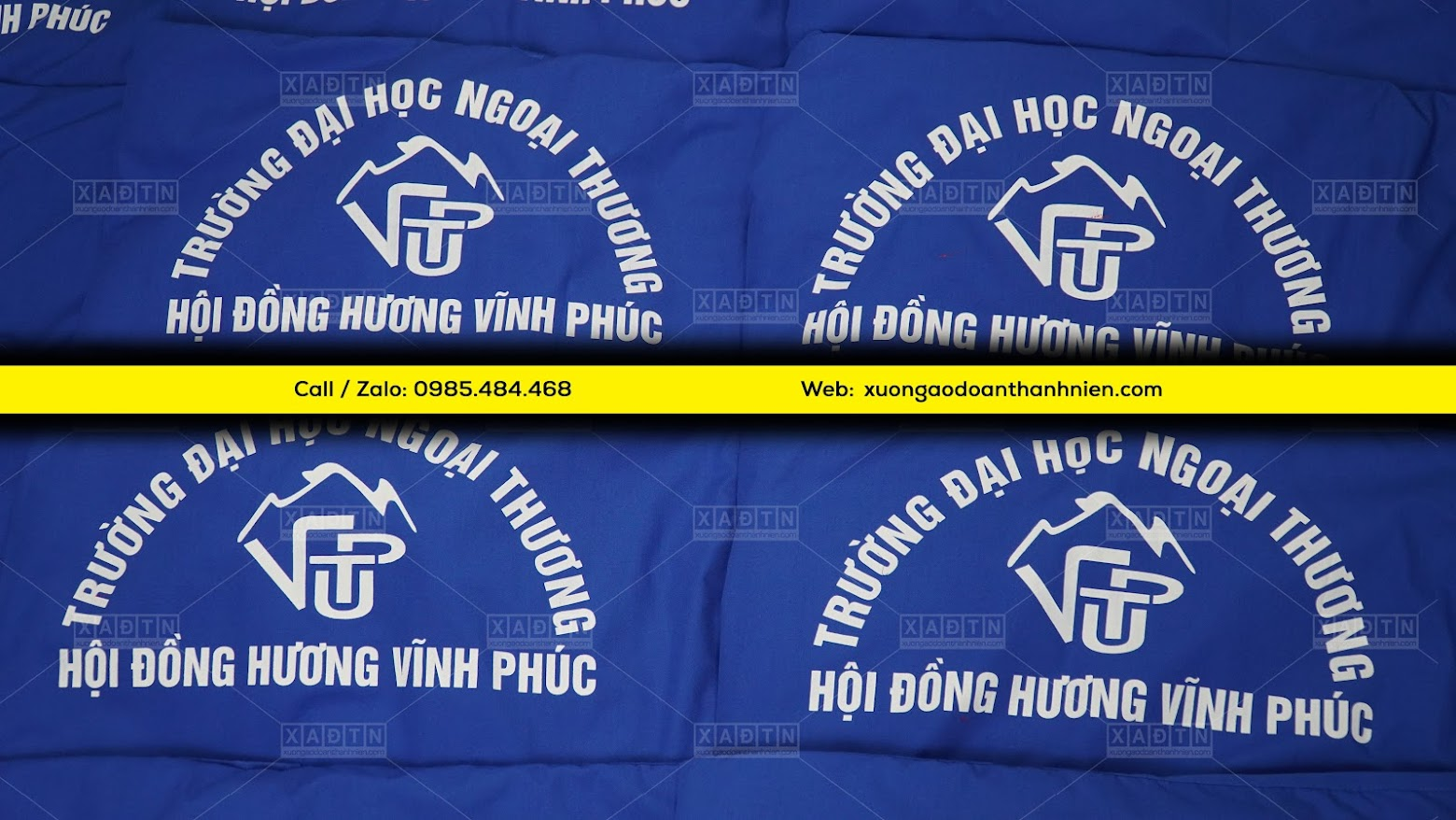 Hội Đồng Hương Vĩnh Phúc - FTU
