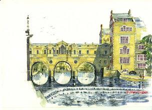 Photo: Bath Pultney Bridge