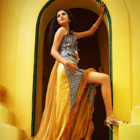 princess tiara by Muhammad Ikhsan - People Fashion