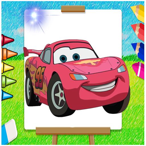 Cars Kids Coloring Book Aplikacije Na Google Playu